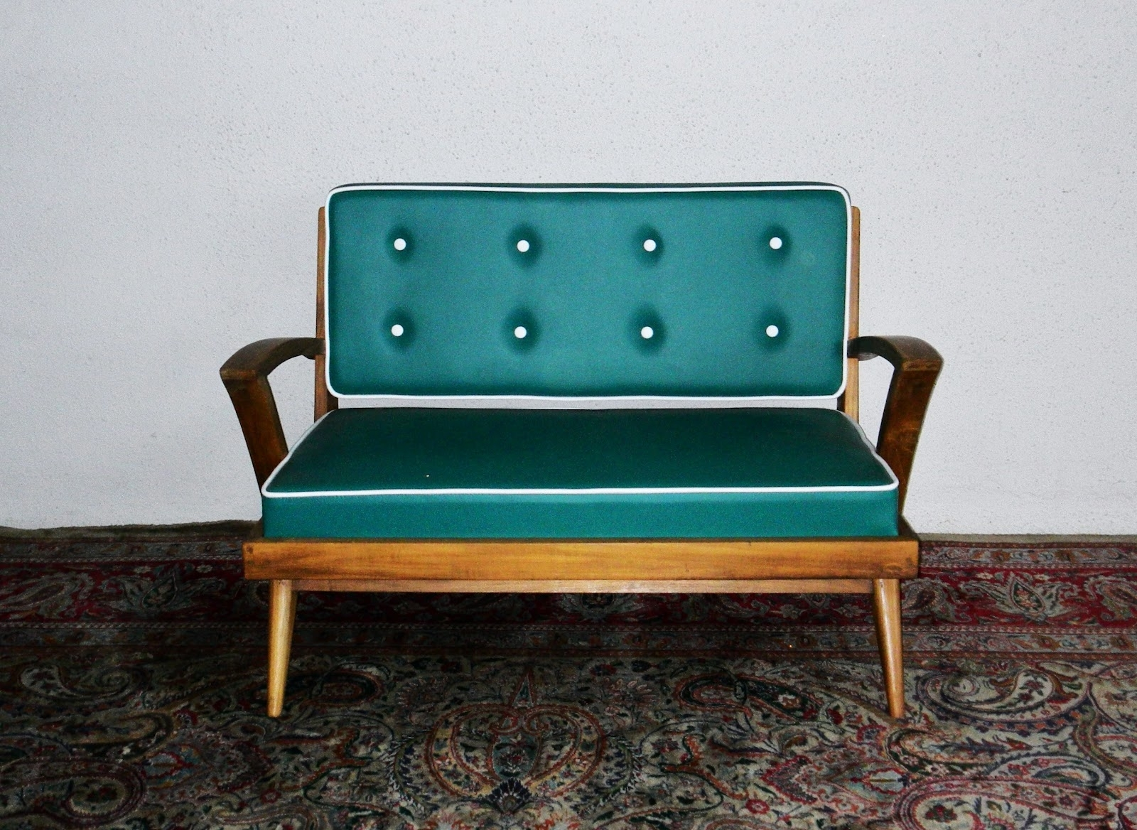 Favorite Retro Sofas And Chairs For Vintage Furniture – Second Charm's Latest Midcentury Collections (View 3 of 15)