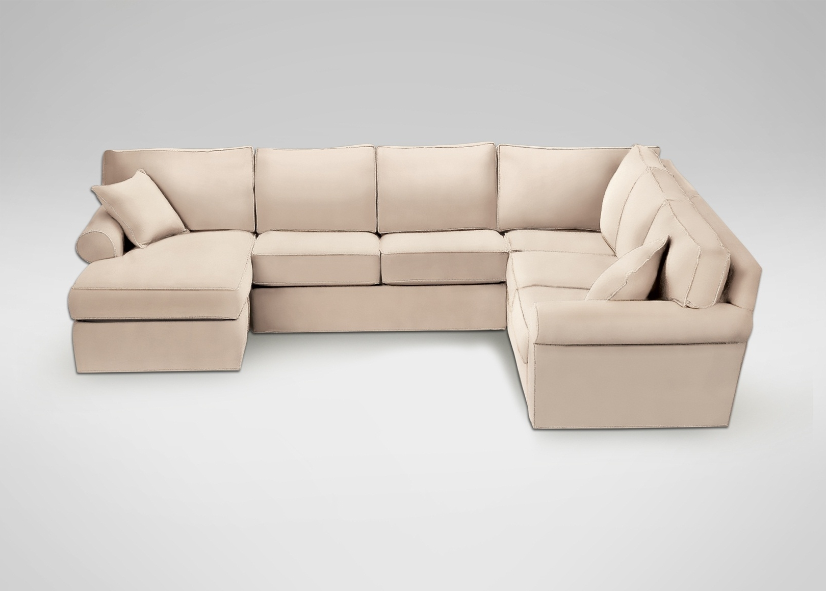 Favorite Sectional Sofas At Ethan Allen For Cool Ethan Allen Sectional Sofas (View 11 of 15)