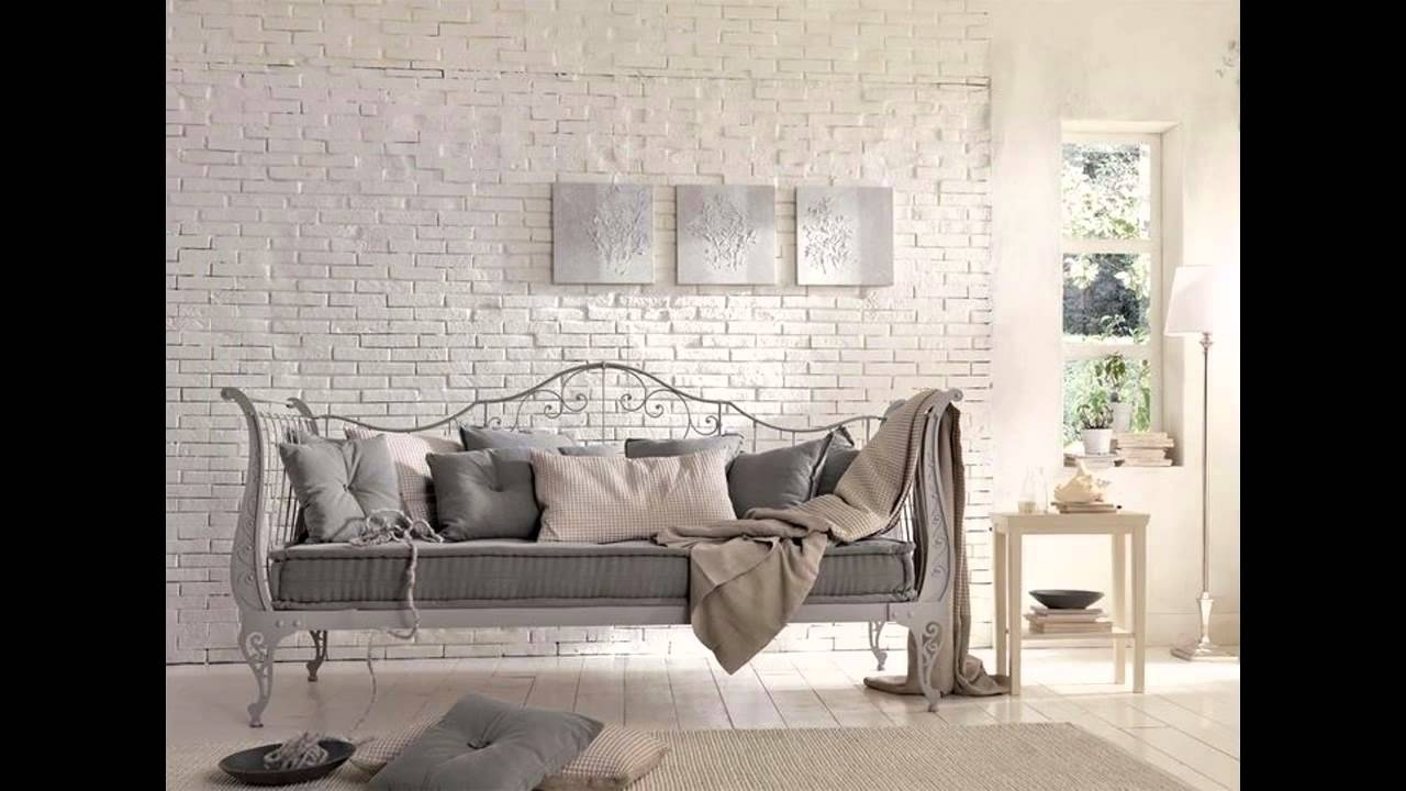 Favorite Shabby Chic Sofa Ideas – Youtube With Regard To Shabby Chic Sofas (View 11 of 15)