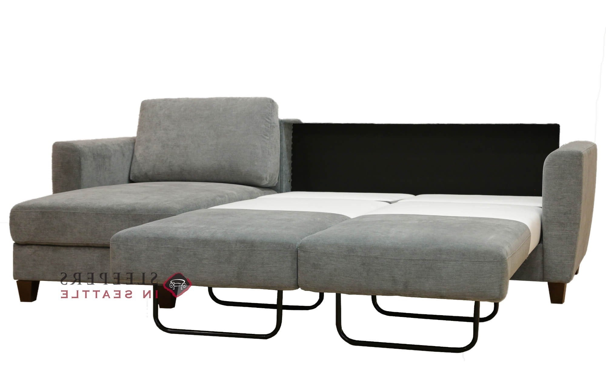 Favorite Sleeper Chaises With Regard To Customize And Personalize Flex Chaise Sectional Fabric Sofa (View 5 of 15)