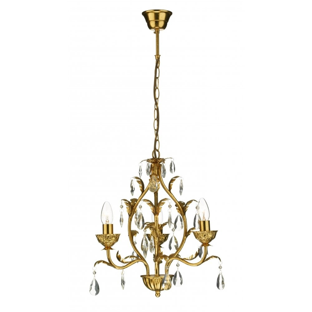 Favorite Small Gold Chandelier Fresh Small Gold Ceiling Lights Buy Fern Small With Regard To Cream Gold Chandelier (View 13 of 15)