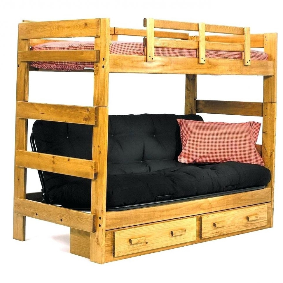 Favorite Sofa Bunk Beds Pertaining To Sofa : Sofa Converts To Bunk Beds Price Elegant Cool Plain Wall (View 11 of 15)