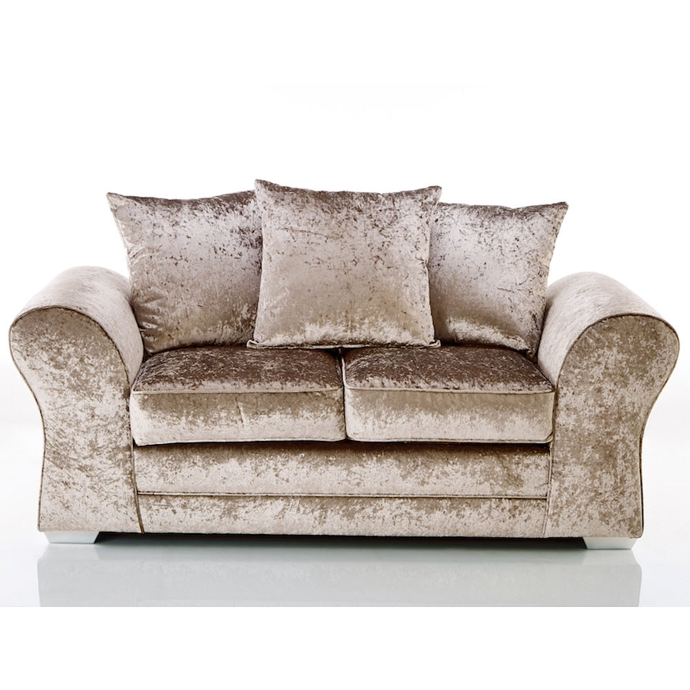 Favorite Sofa : Gray Velvet Fabric For Upholstery Velvet Tufted Loveseat For Turquoise Sofas (View 13 of 15)
