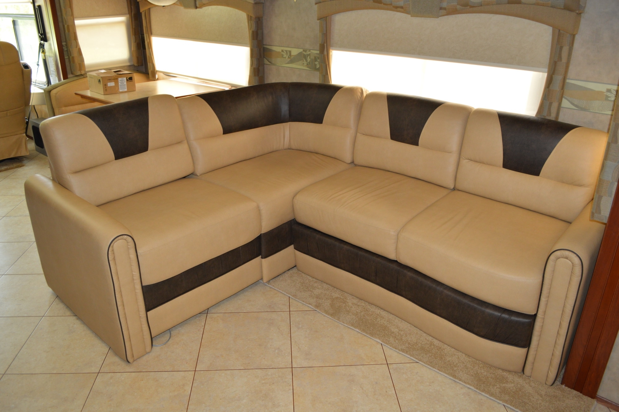 Favorite Sofa : How To Make Rv Sofa Bed More Comfortable Rv Sofa Sleeper For Sectional Sofas For Campers (View 3 of 15)