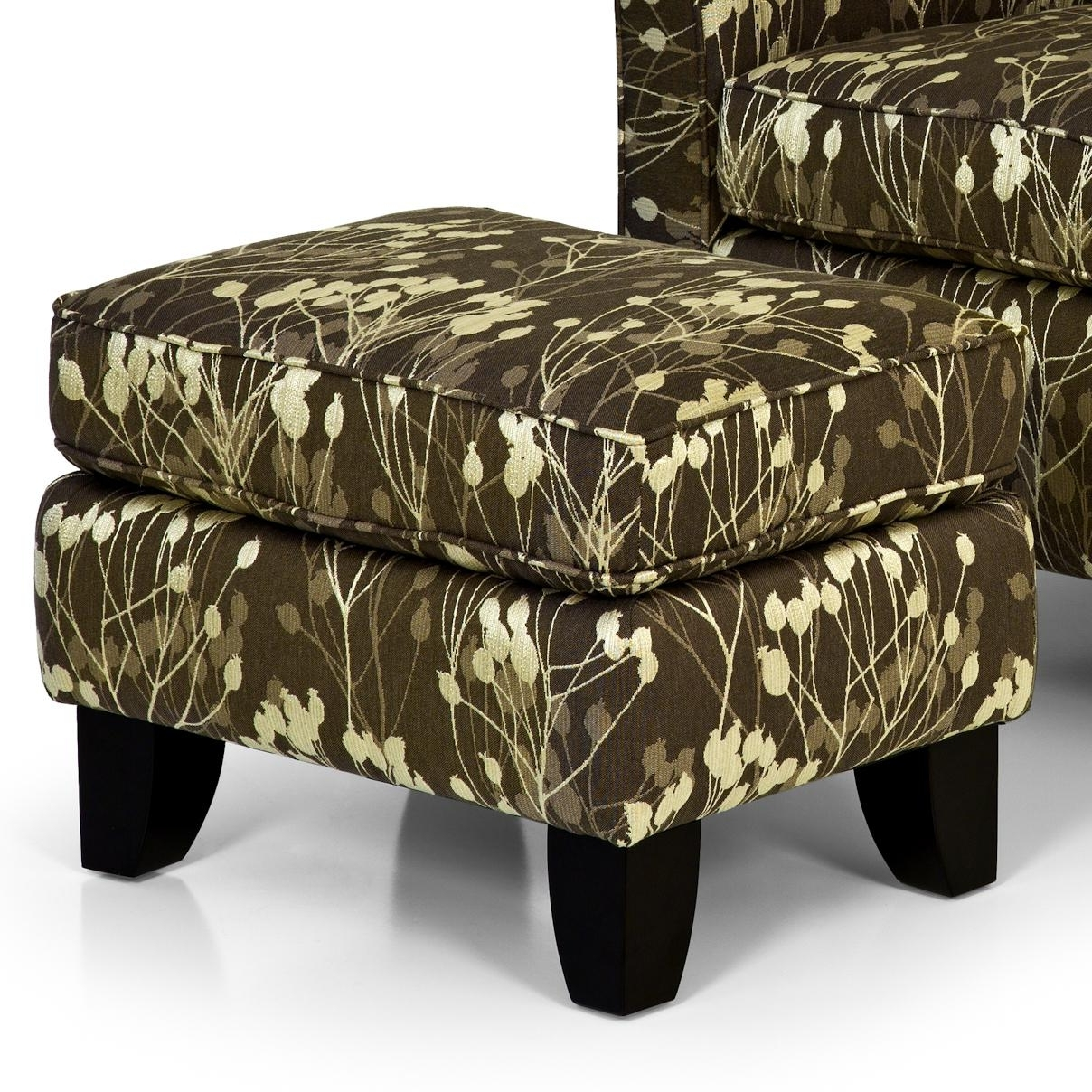 Favorite Stanton Accent Chairs And Ottomans Contemporary Accent Chair With Regard To Chairs With Ottoman (View 15 of 15)