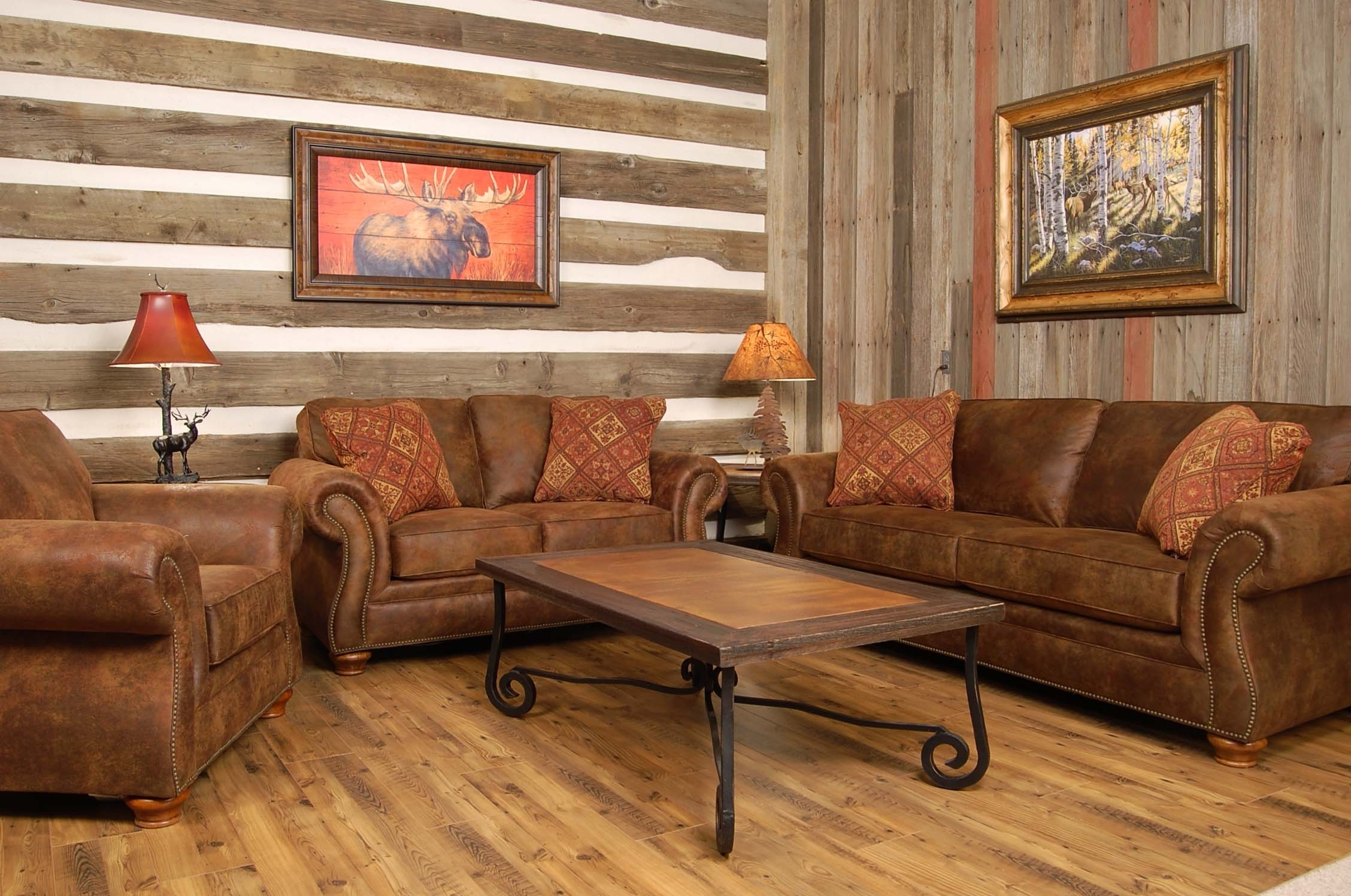 Favorite Western Style Leather Sofas • Leather Sofa With Regard To Western Style Sectional Sofas (View 4 of 15)