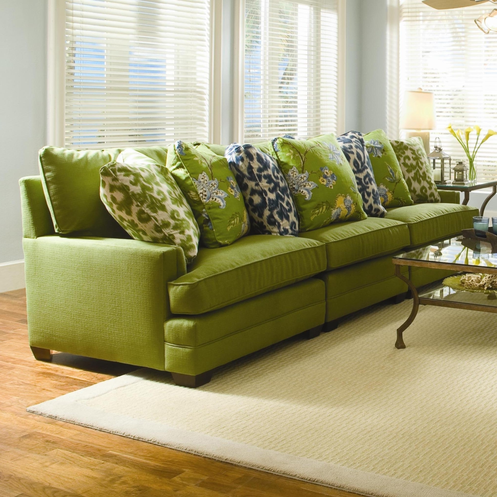 Favorite Wide Seat Sectional Sofas For Simple Wide Seat Sectional Sofas Within 20 Photos Wide Seat (View 6 of 15)