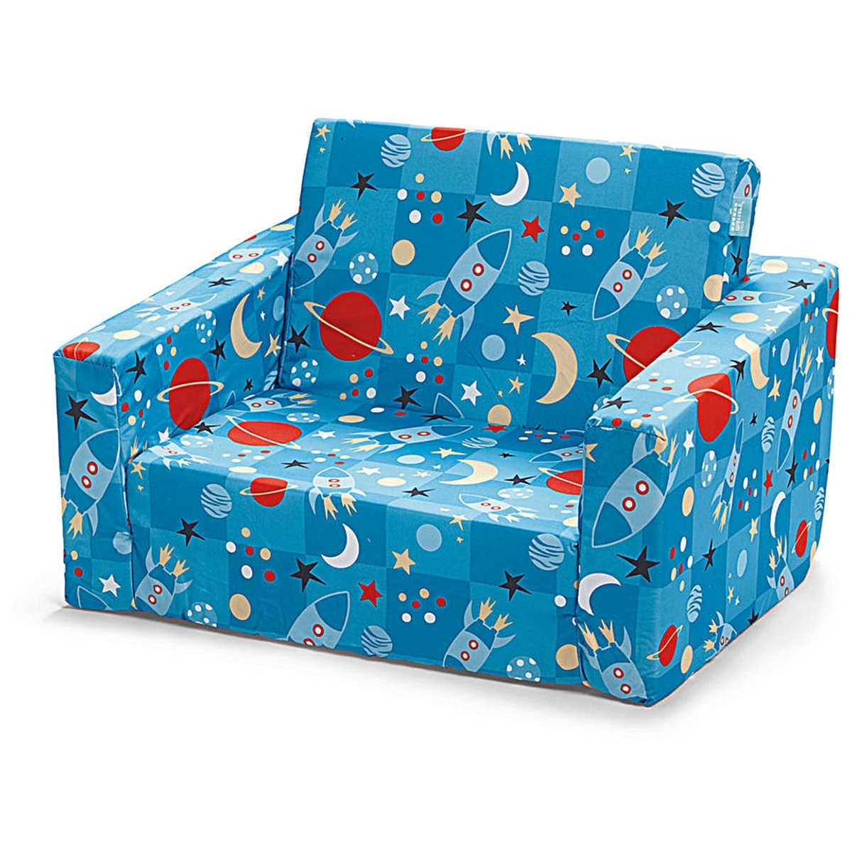 Flip Out Sofa For Kids Inside Well Known 48 Toddler
