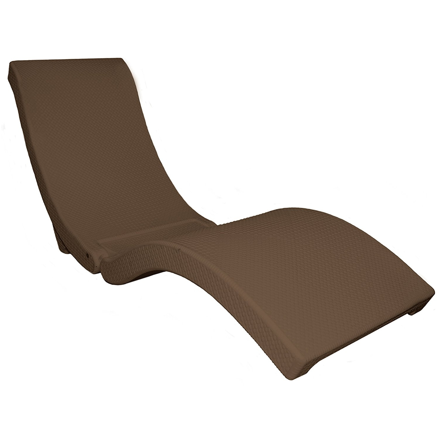 Floating Chaise Lounges Pertaining To Popular Amazon: Swimways Terra Sol Sonoma Chaise Pool Lounge: Garden (View 7 of 15)