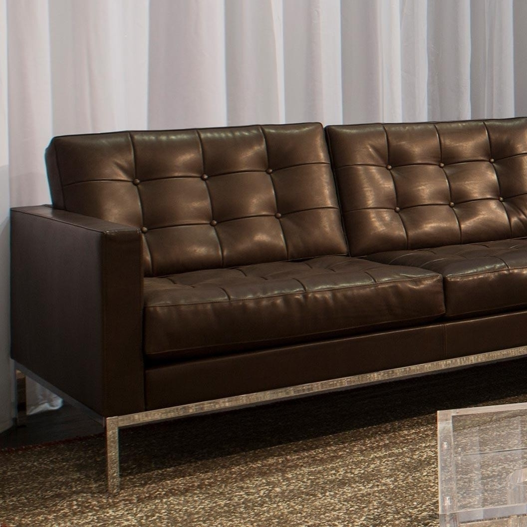 Florence Knoll Relax 2 Seater Sofa (View 8 of 15)