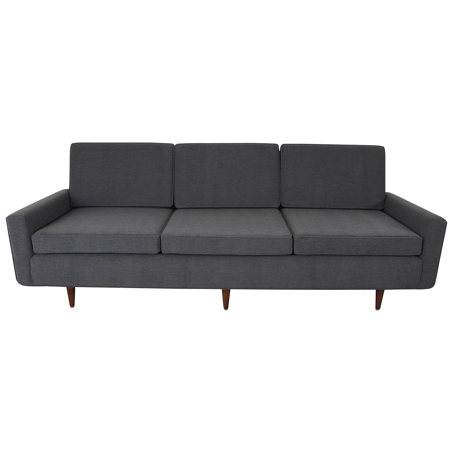 Florence Knoll Sofas – 61 For Sale At 1Stdibs Within Famous Florence Medium Sofas (View 13 of 15)