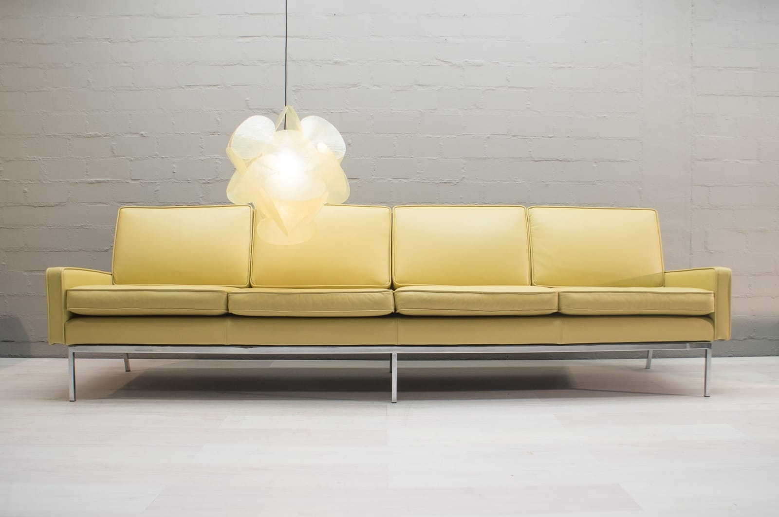 Florence Large Sofas Intended For Newest Large Seating Setflorence Knoll For Knoll International,  (View 10 of 15)