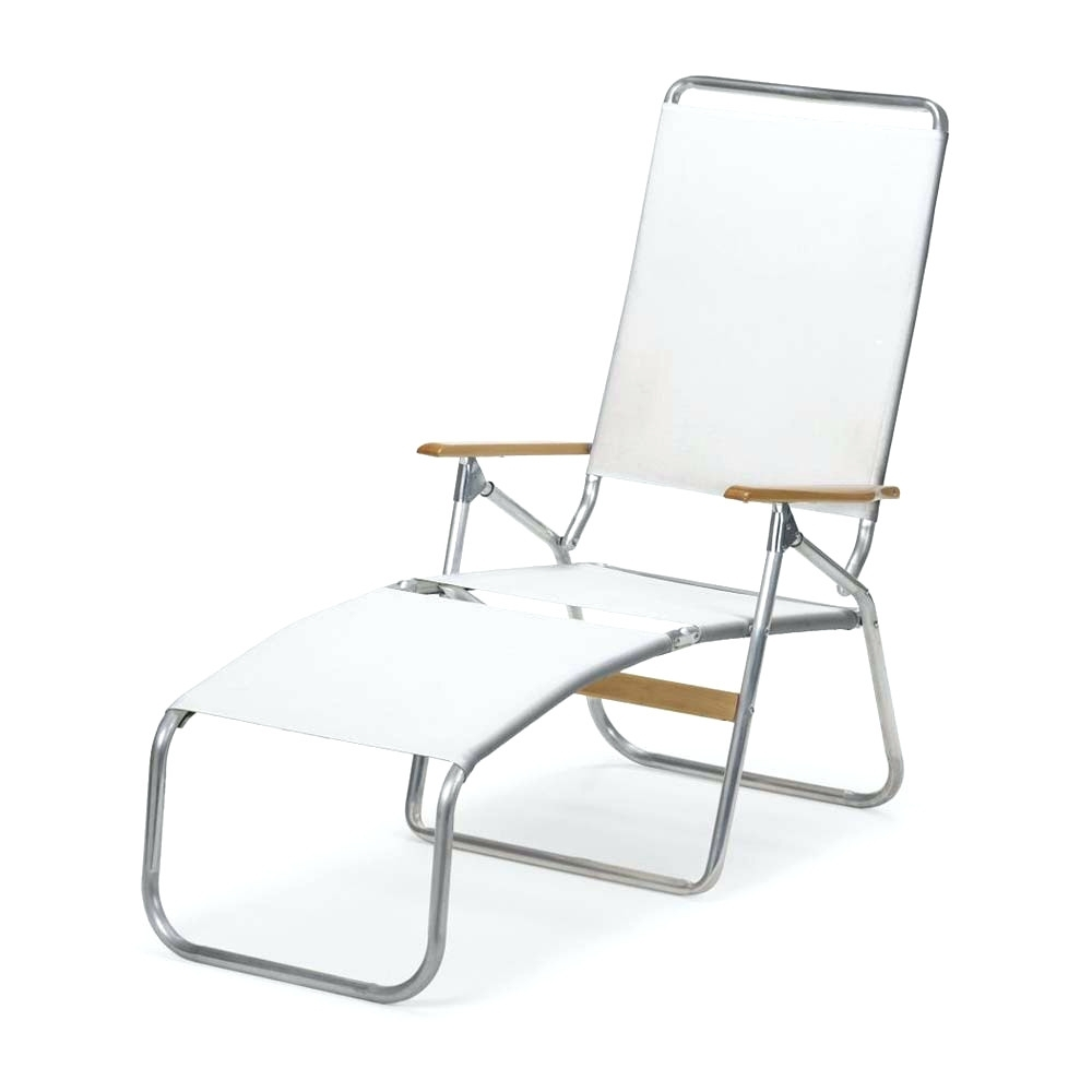 Folding Chaise Lounge Chairs For Outdoor For Most Current Portable Chaise Lounge Chairs Outdoor Outdoor Folding Chair Beach (View 12 of 15)