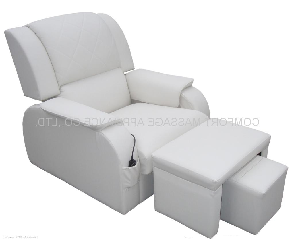 Foot Massage Sofas inside 2018 Foot Massage Sofa With Pu Leather (Sf-Pu)