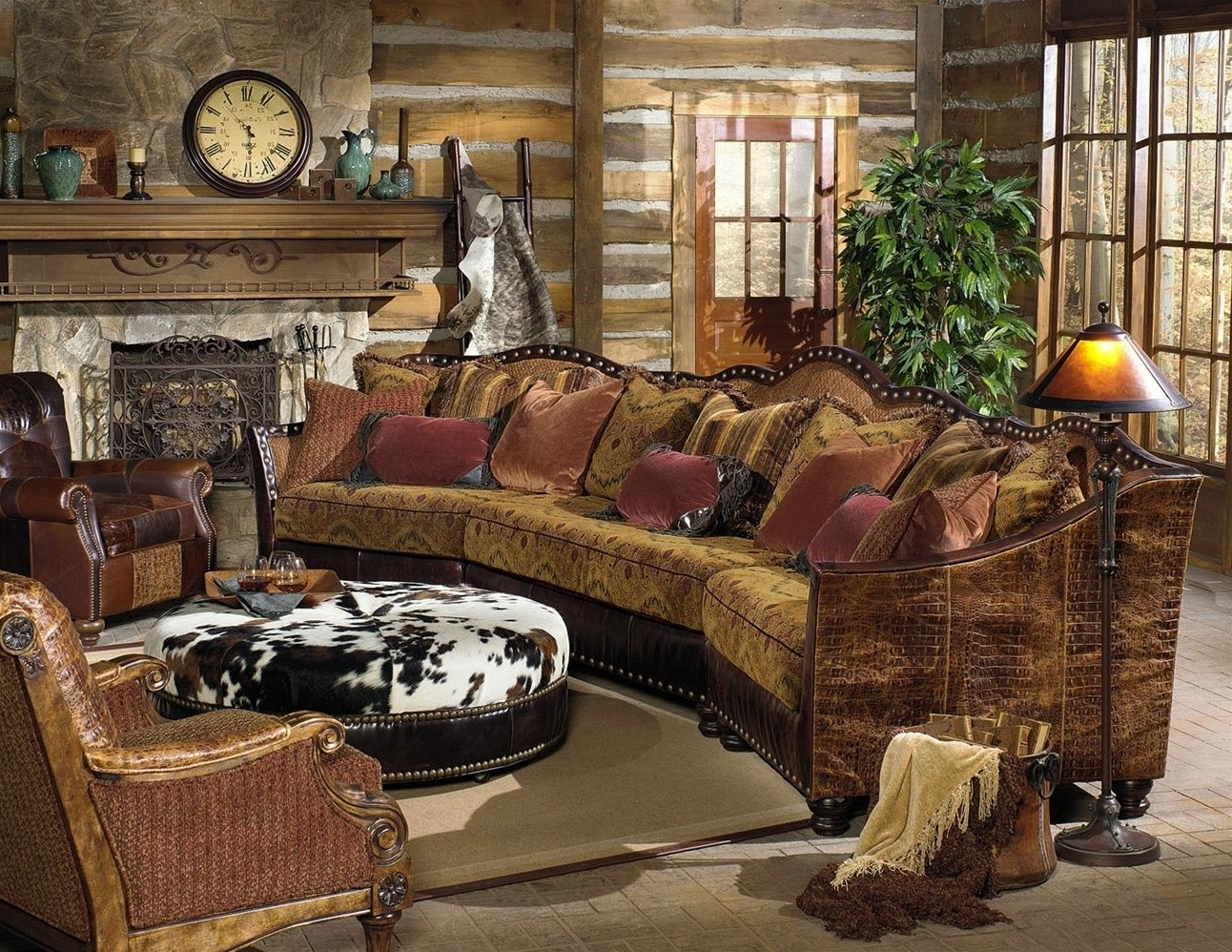 For Regarding Famous Western Style Sectional Sofas (View 5 of 15)