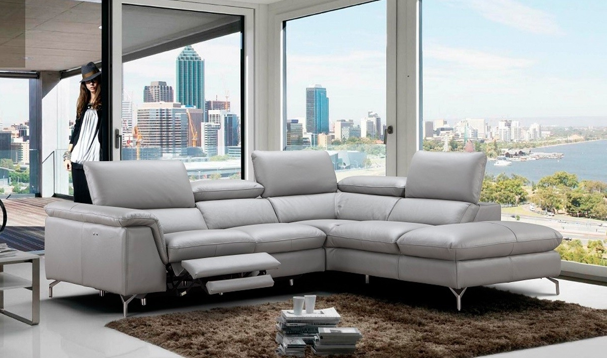 Featured Photo of Light Grey Sectional Sofas