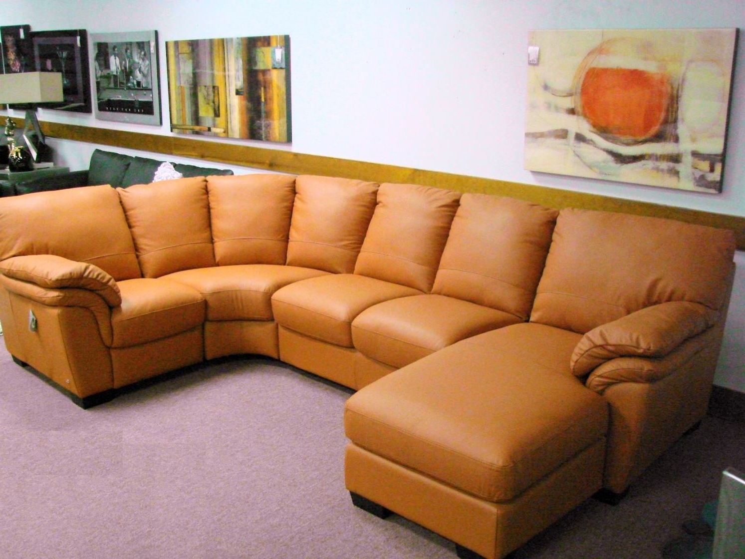 Fresh Light Tan Leather Couch 16 In Modern Sofa Inspiration With With Regard To Trendy Light Tan Leather Sofas (View 5 of 15)