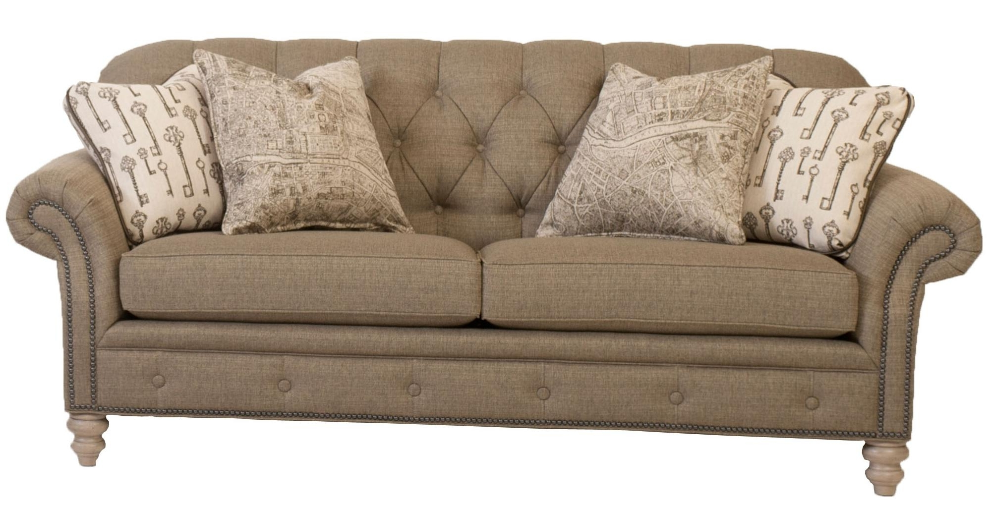 Fresh Sectional Sofa With Nailhead Trim 64 For Your Sofas And Regarding Current Sectional Sofas With Nailheads (View 10 of 15)