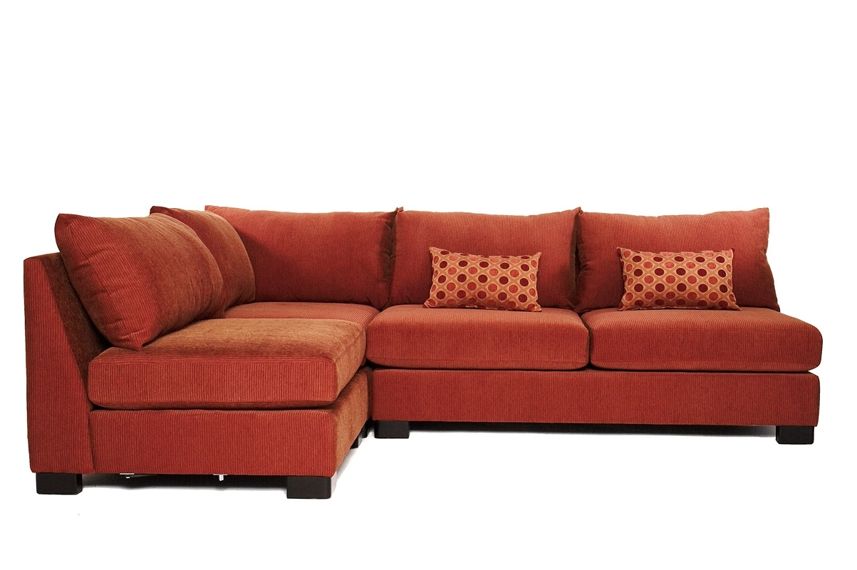 Fresh Small Scale Sectional Sofa With Chaise 73 On Faux Leather With Regard To Widely Used Small Scale Sofas (View 2 of 15)