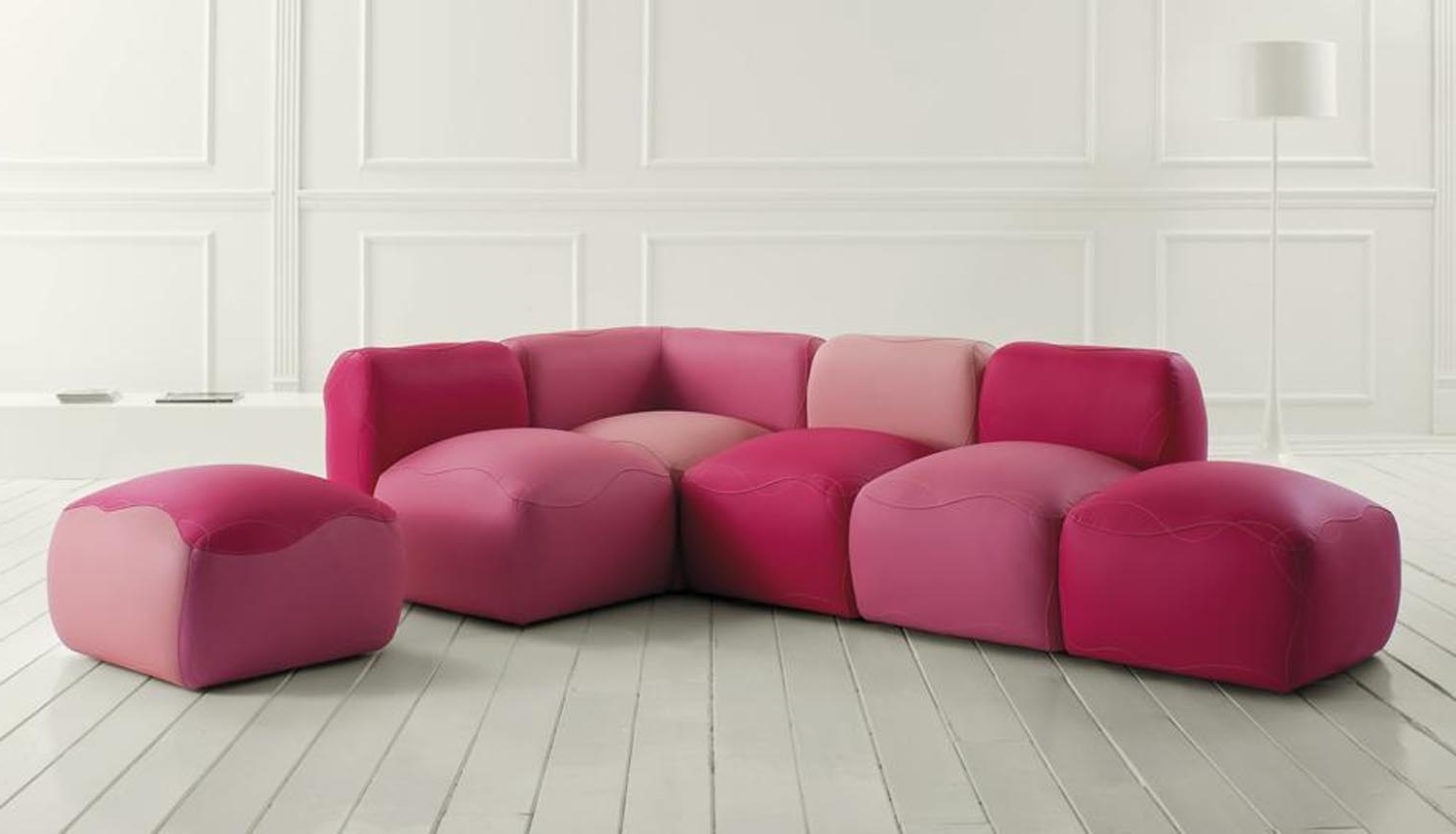 Fun And Unique Sofa Designs Within Newest Unusual Sofas (View 12 of 15)