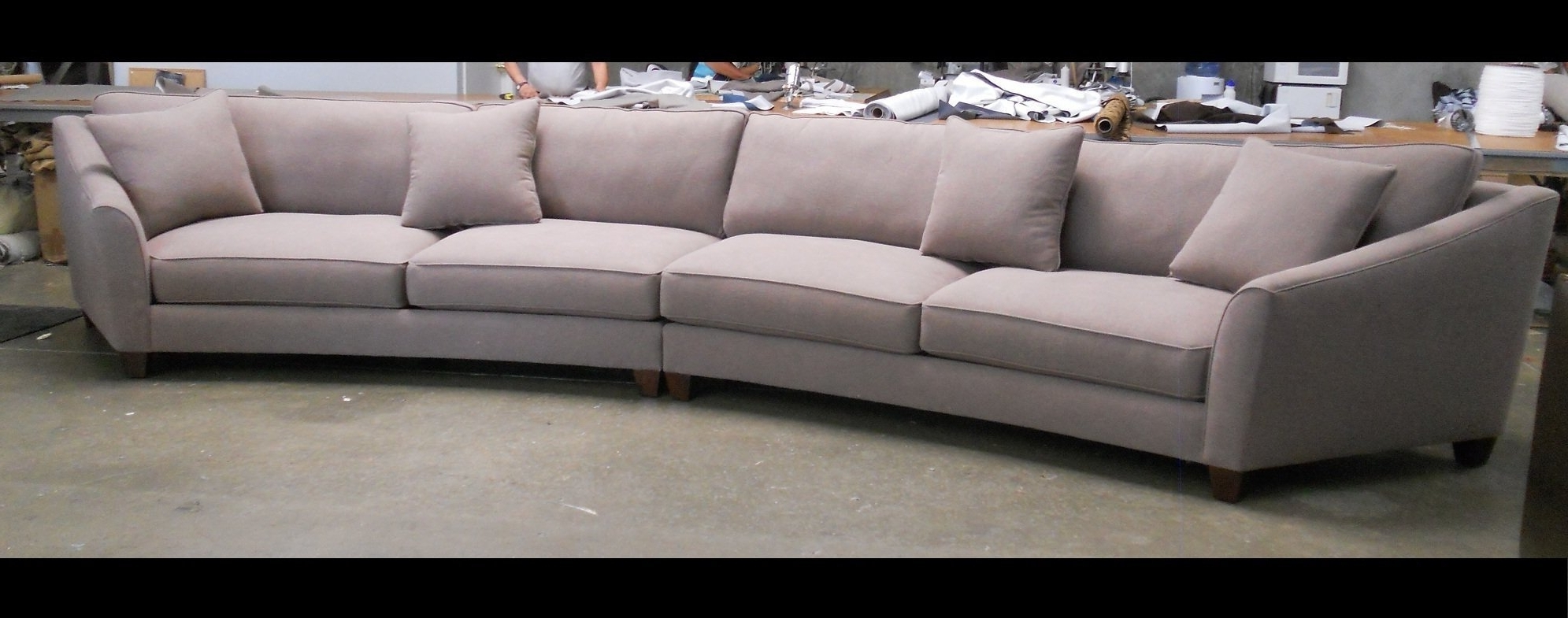 Furniture : 5060 Recliner Sectional Sofa Costco $699 Corner Couch With 2018 80X80 Sectional Sofas (View 2 of 15)