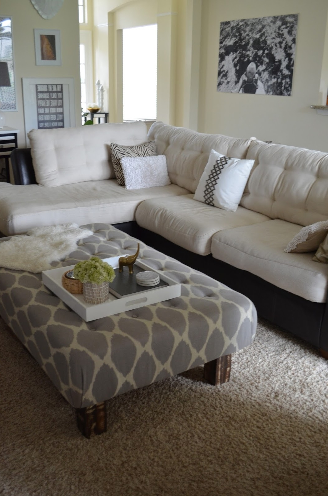Furniture : Craigslist Sofa La Ethan Allen Futon Sofa Tufted Throughout Trendy Kamloops Sectional Sofas (View 2 of 15)
