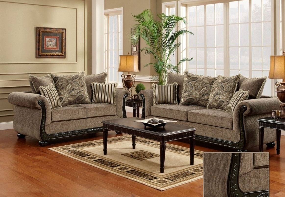 Furniture : Green Tufted Chaise Lounge Furniture Making Ottawa Regarding Widely Used Kitchener Sectional Sofas (View 4 of 15)