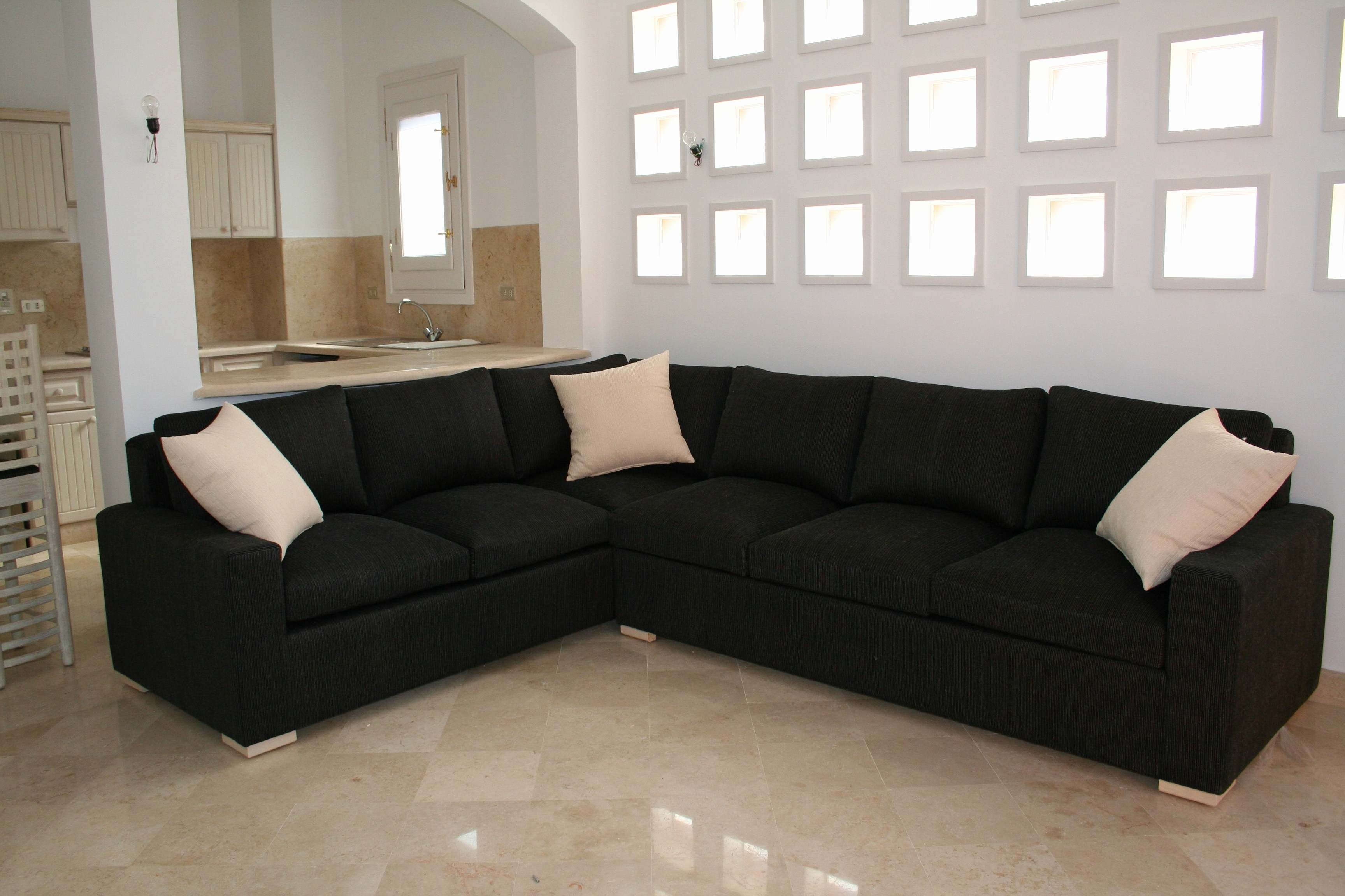 Furniture : L Shape Sectional Covers Elegant Sectional Sofa Covers Regarding Most Recently Released L Shaped Sofas (View 6 of 15)