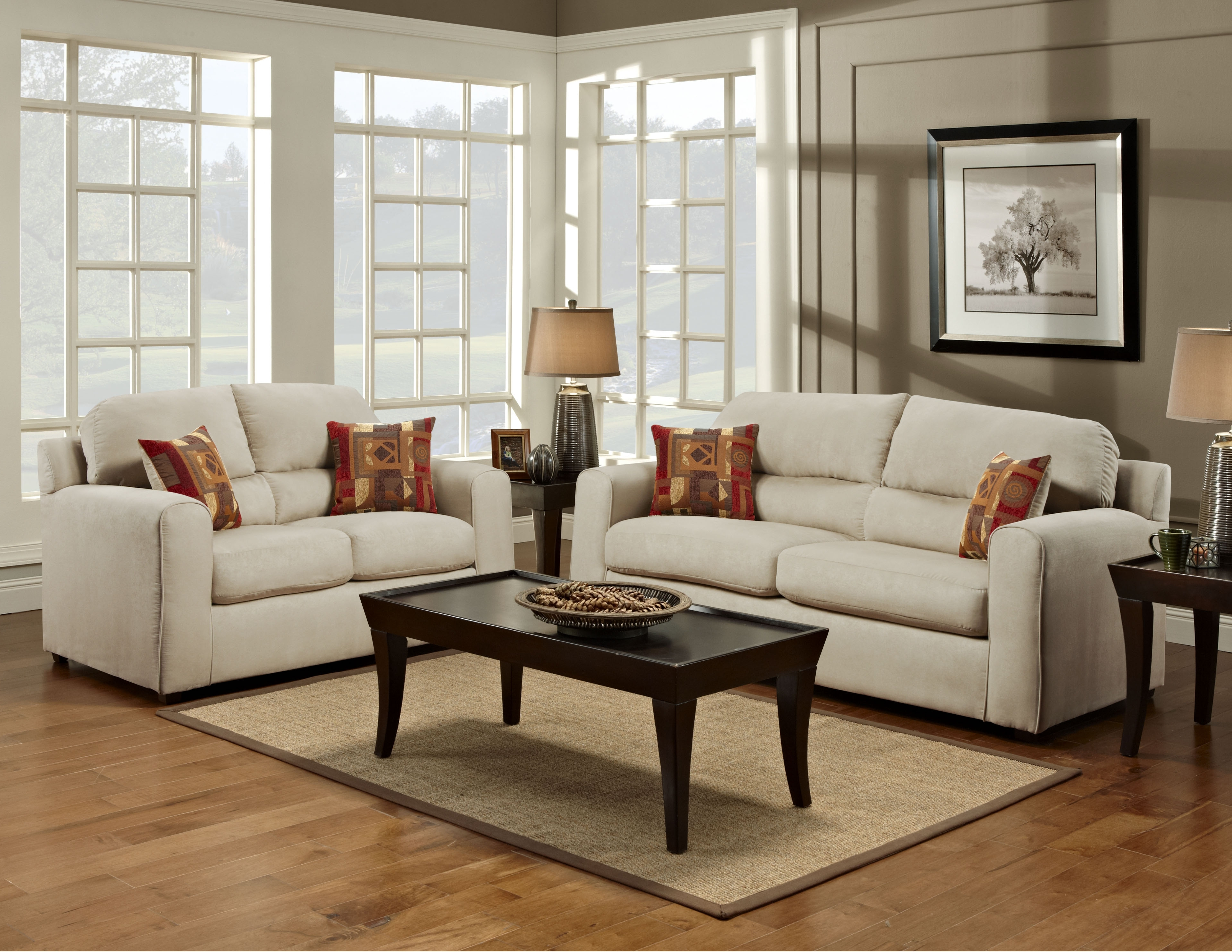 Furniture: Miraculous Nashville Furniture With Nice Design For With Favorite Murfreesboro Tn Sectional Sofas (View 2 of 15)