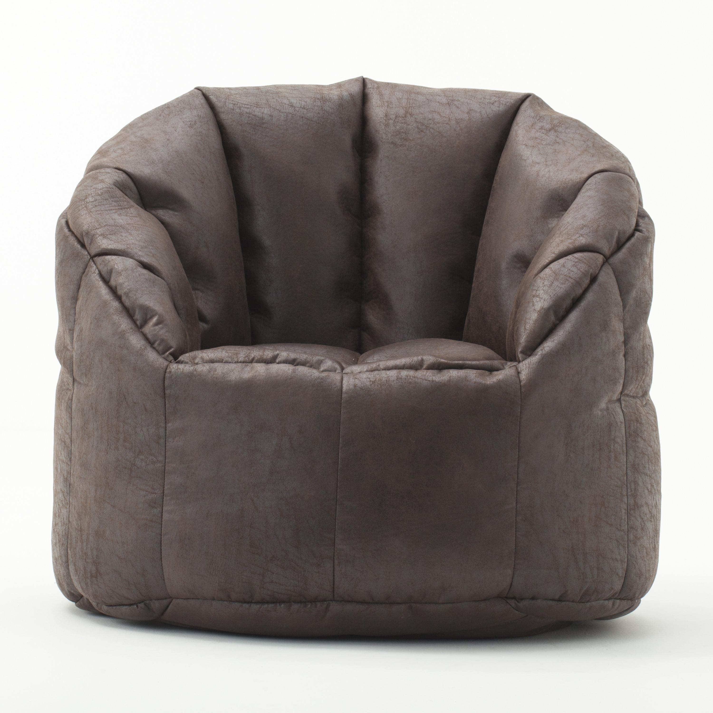 Furniture & Sofa: Big Joe Lumin Bean Bag Chair (View 4 of 15)