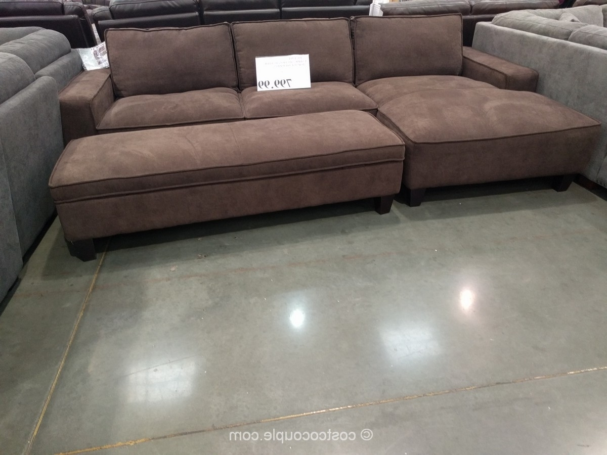 Furniture: Stunning Home Furniture With Cool Costco Leather For Famous Costco Chaise Lounges (View 7 of 15)