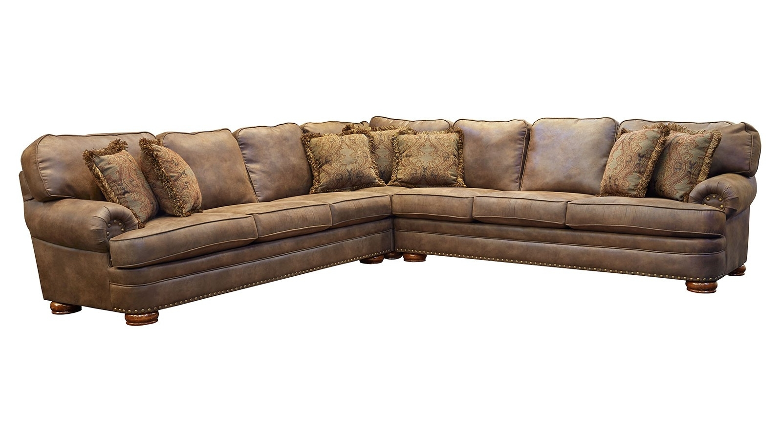 Gallery Furniture With El Paso Sectional Sofas (View 1 of 15)