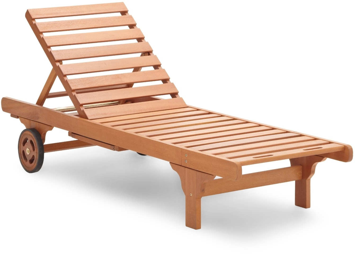 Garden Chaise Lounge Chairs Intended For 2017 Wood Outdoor Chaise Lounge Chairs : Best Outdoor Chaise Lounge (View 15 of 15)