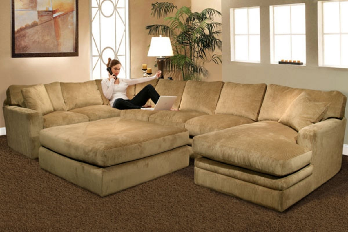 Gardner White Sectional Sofas In Well Known Tropicana 3 Piece Sectional At Gardner White (View 1 of 15)