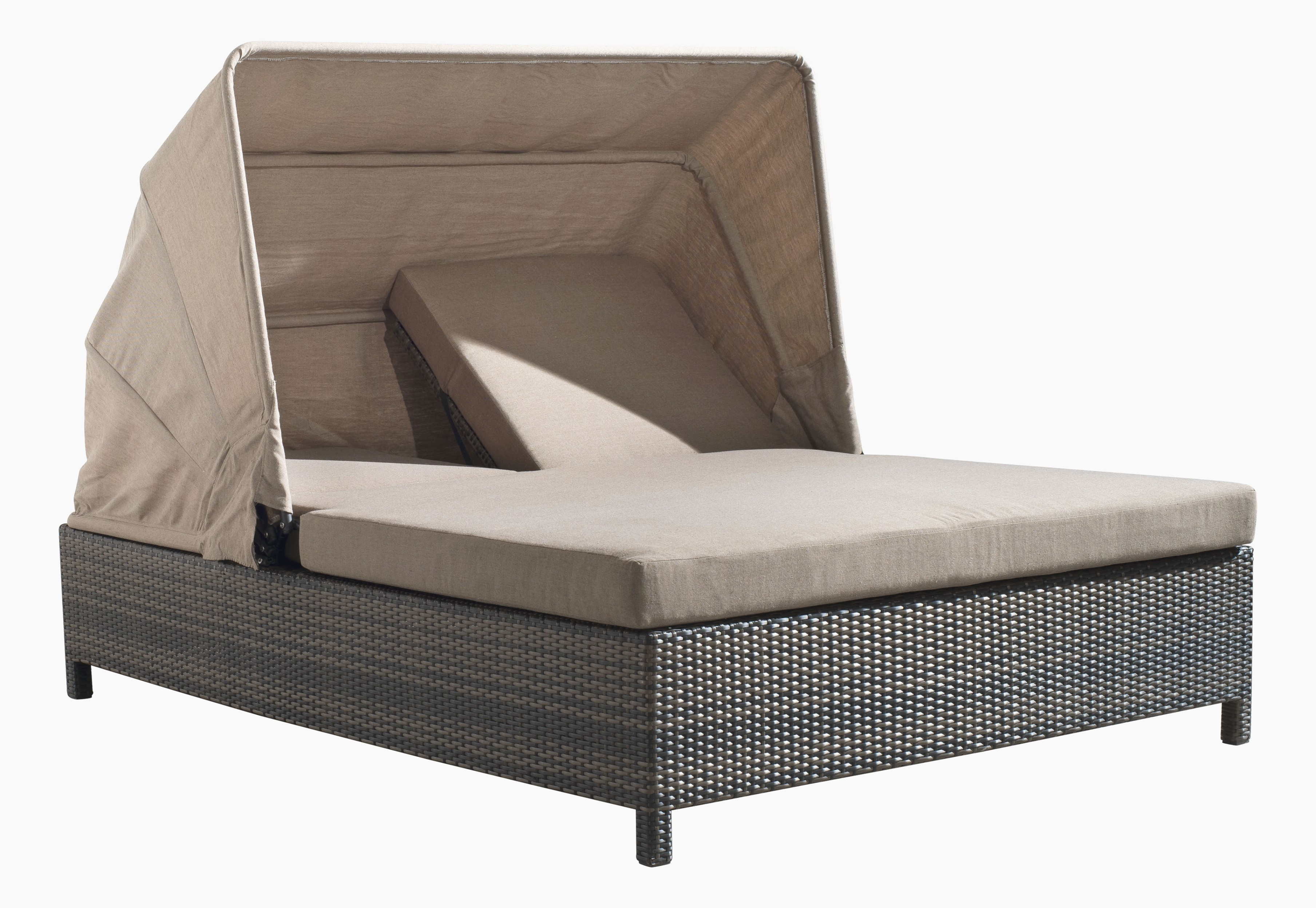 Génial Double Chaise Lounge (View 12 of 15)