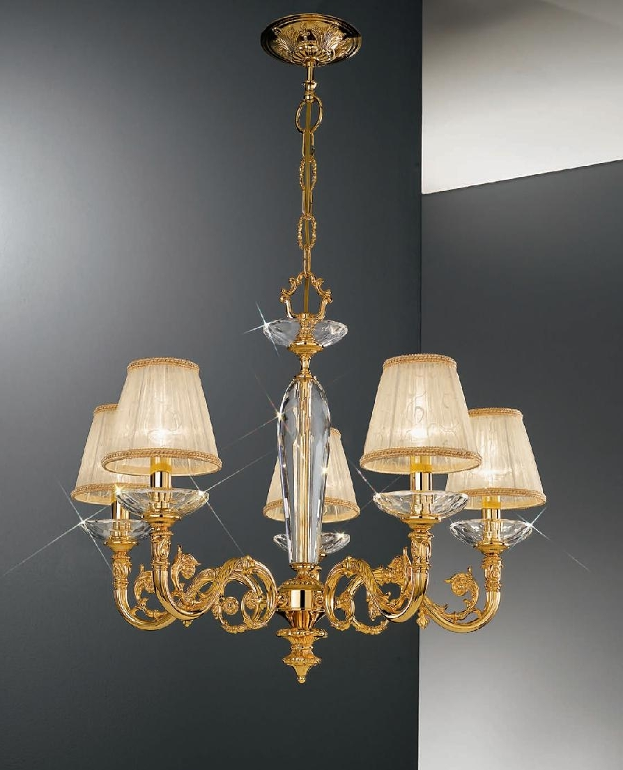 Getting Decent Chandelier Lamp Shades For Your Old Chandelier Within Well Known Chandelier Light Shades (View 9 of 15)