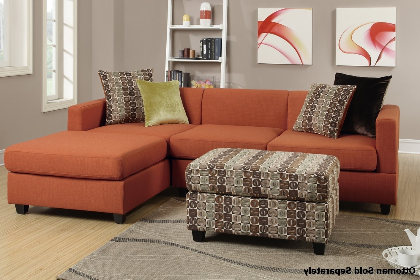 Good Fabric Sectional Sofa 48 For Your Sofas And Couches Ideas Inside Popular Sectional Sofas Under  (View 2 of 15)