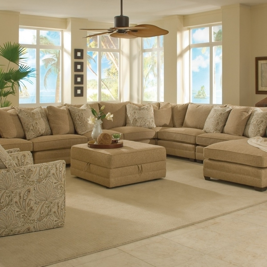 Good Huge Sectional Sofas 66 In The Brick Sectional Sofa Bed With pertaining to Favorite Sectional Sofas At The Brick