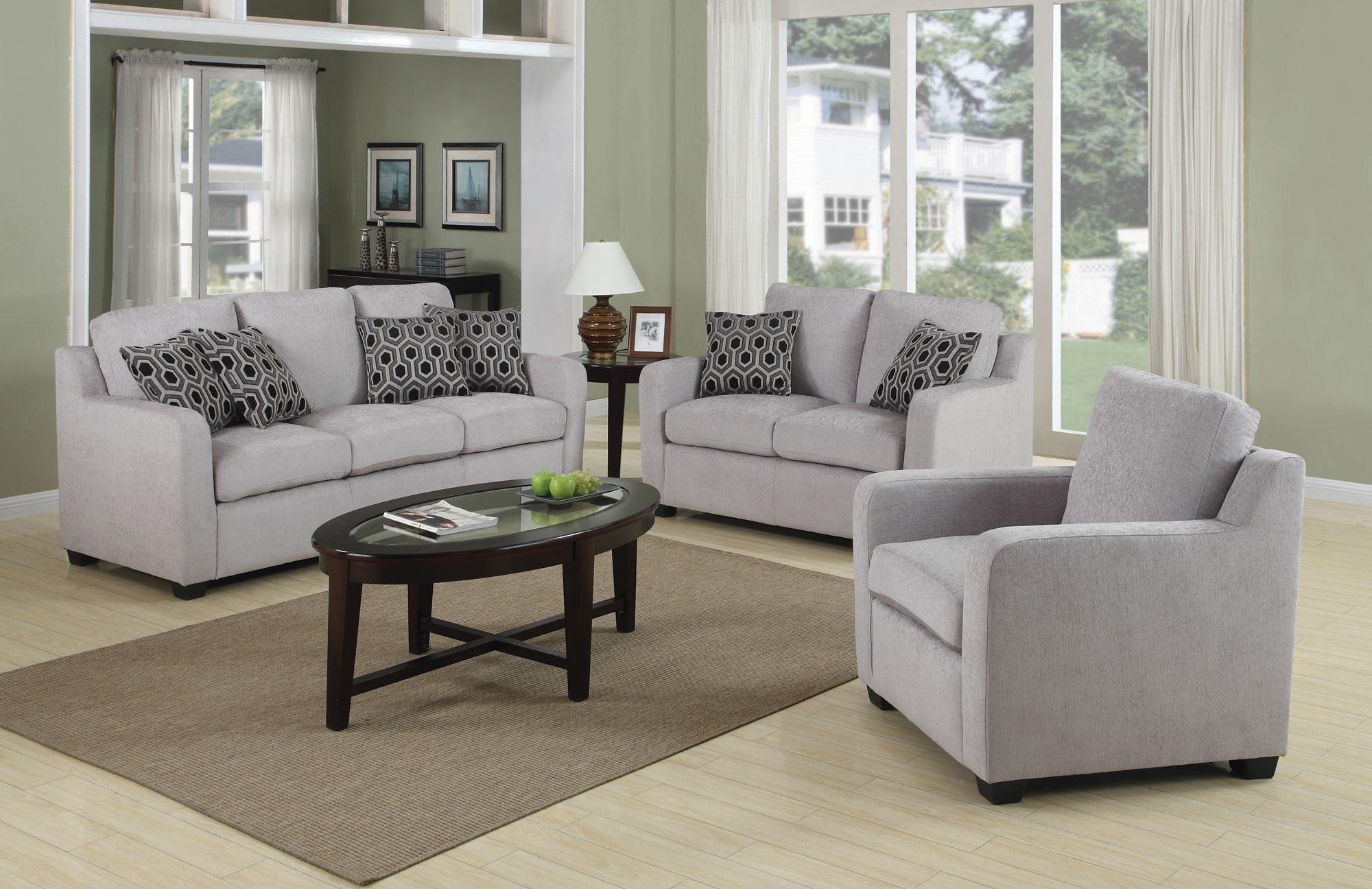Gopelling For Fashionable Grey Sofa Chairs (View 2 of 15)