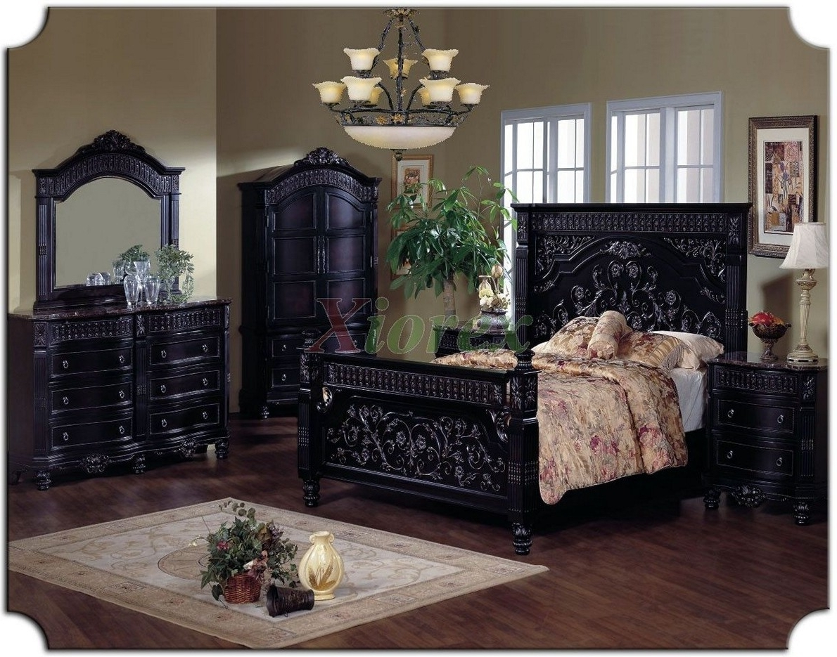 Gothic Sofas Regarding Well Liked Gothic Bedroom Furniture Sets – Gothic Bedroom Furniture For (View 6 of 15)