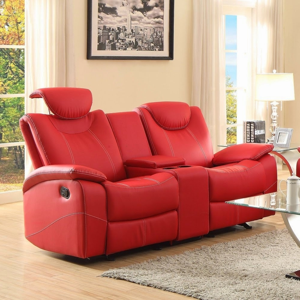 Great Red Leather Reclining Sofa And Loveseat 64 In Living Room Throughout Most Popular Red Leather Reclining Sofas And Loveseats (View 2 of 15)