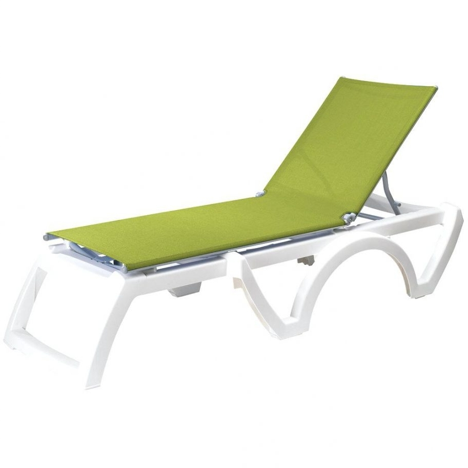 Green Resin Chaise Lounge Chairs • Lounge Chairs Ideas in Preferred Green Resin Chaise Lounge Chairs