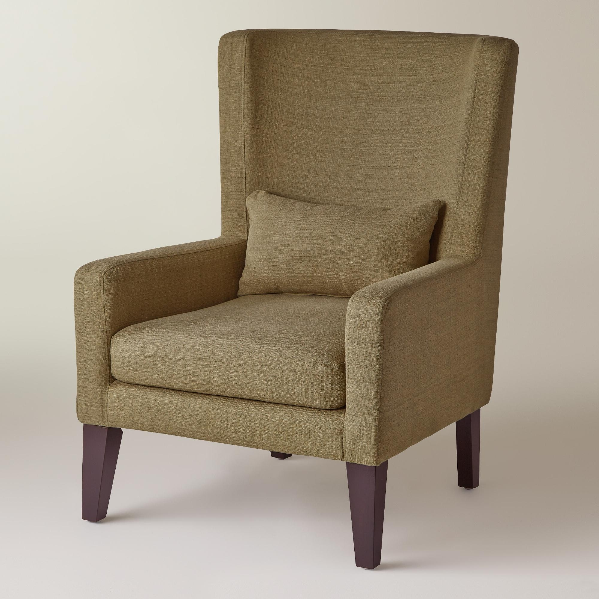 Green Sofa Chairs Intended For Widely Used Furniture: Amazing Chairs For Living Room Hayneedle Outdoor (View 6 of 15)