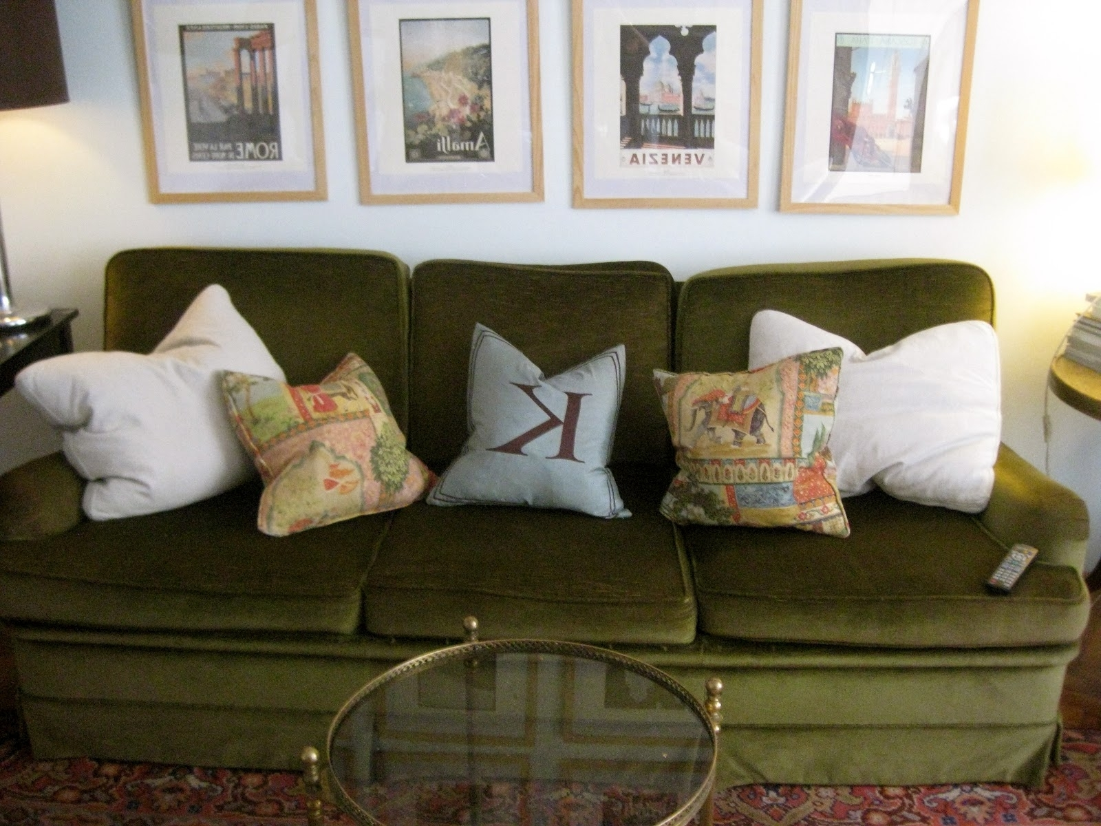 Green Sofa Chairs Within 2017 Furniture : Fancygreenleathercouchdecoratingideas81Inwithgreen Of (View 7 of 15)
