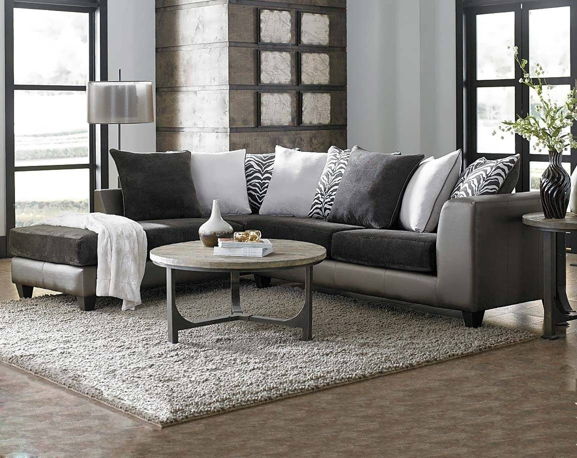 Grey Chaise Sectionals For Most Recently Released Sofa : Grey Chaise Sofa Grey Sectionals For Sale Light Grey (View 13 of 15)