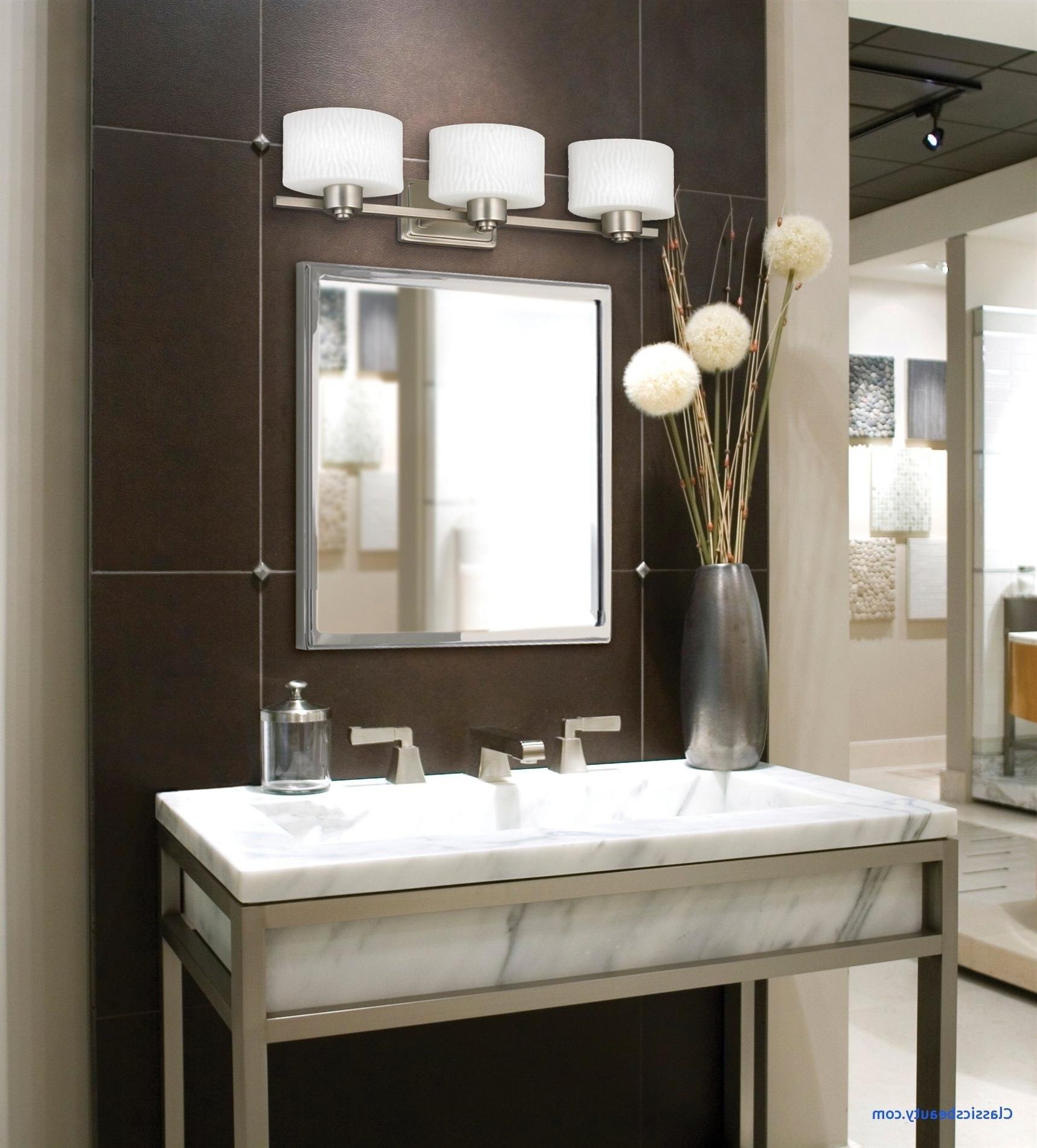 Hanging Bathroom Lights – Nice Hanging Bathroom Lights Tags Inside Best And Newest Chandelier Bathroom Vanity Lighting (View 8 of 15)