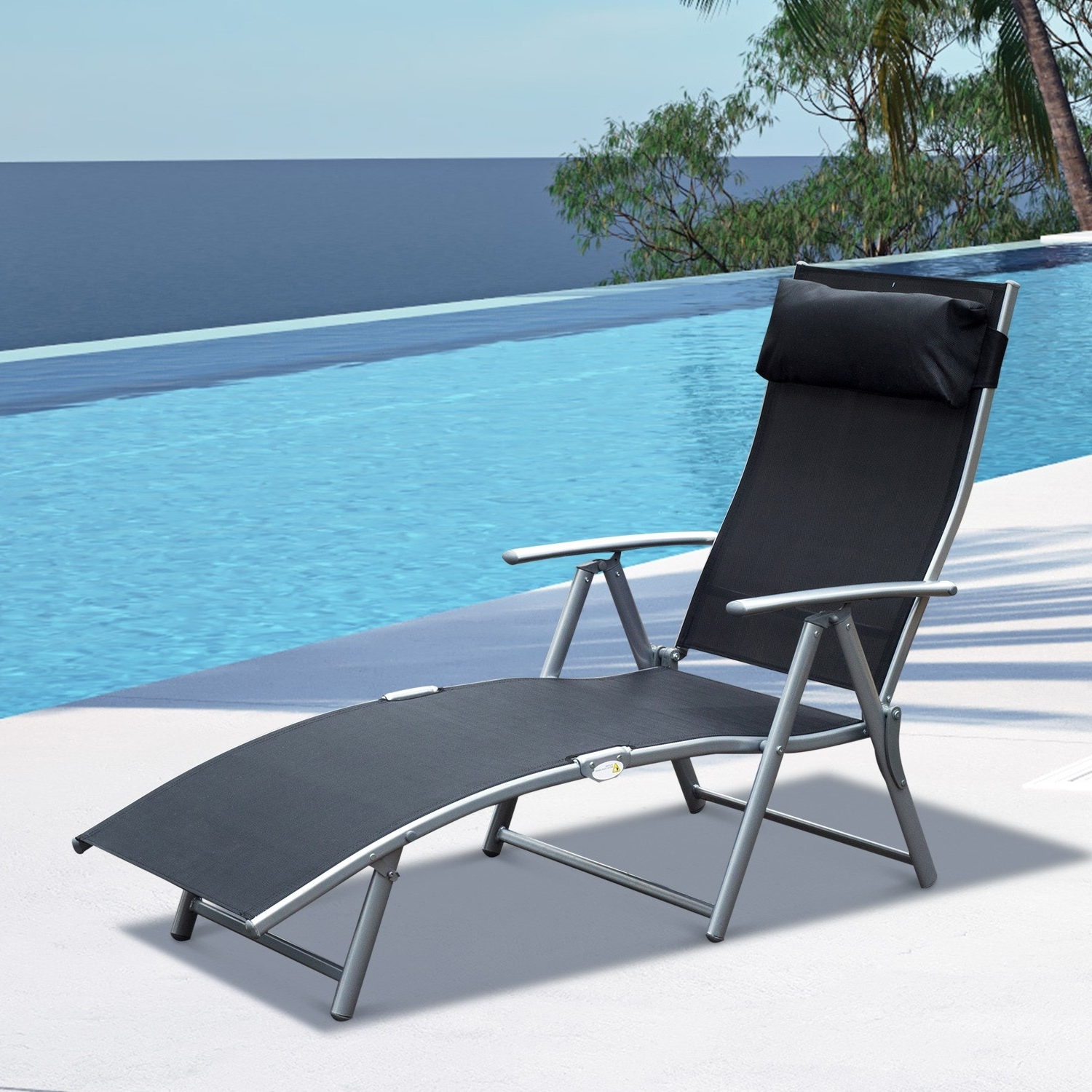 Heavy Duty Outdoor Chaise Lounge Chairs With Popular Lounge Chair : Chairs Patio Chairs For Large People Lounge Chairs (View 6 of 15)