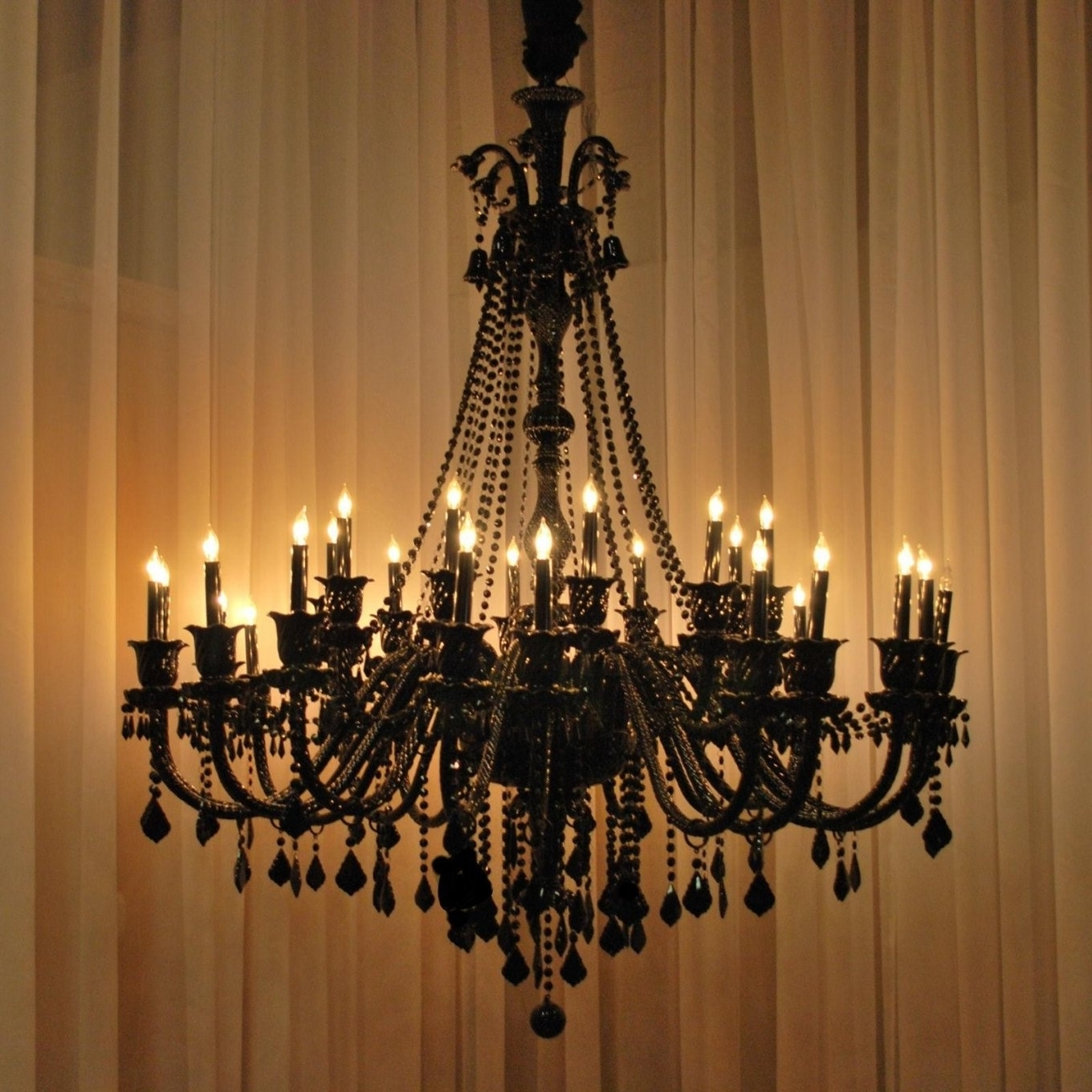 Featured Photo of Candle Chandelier