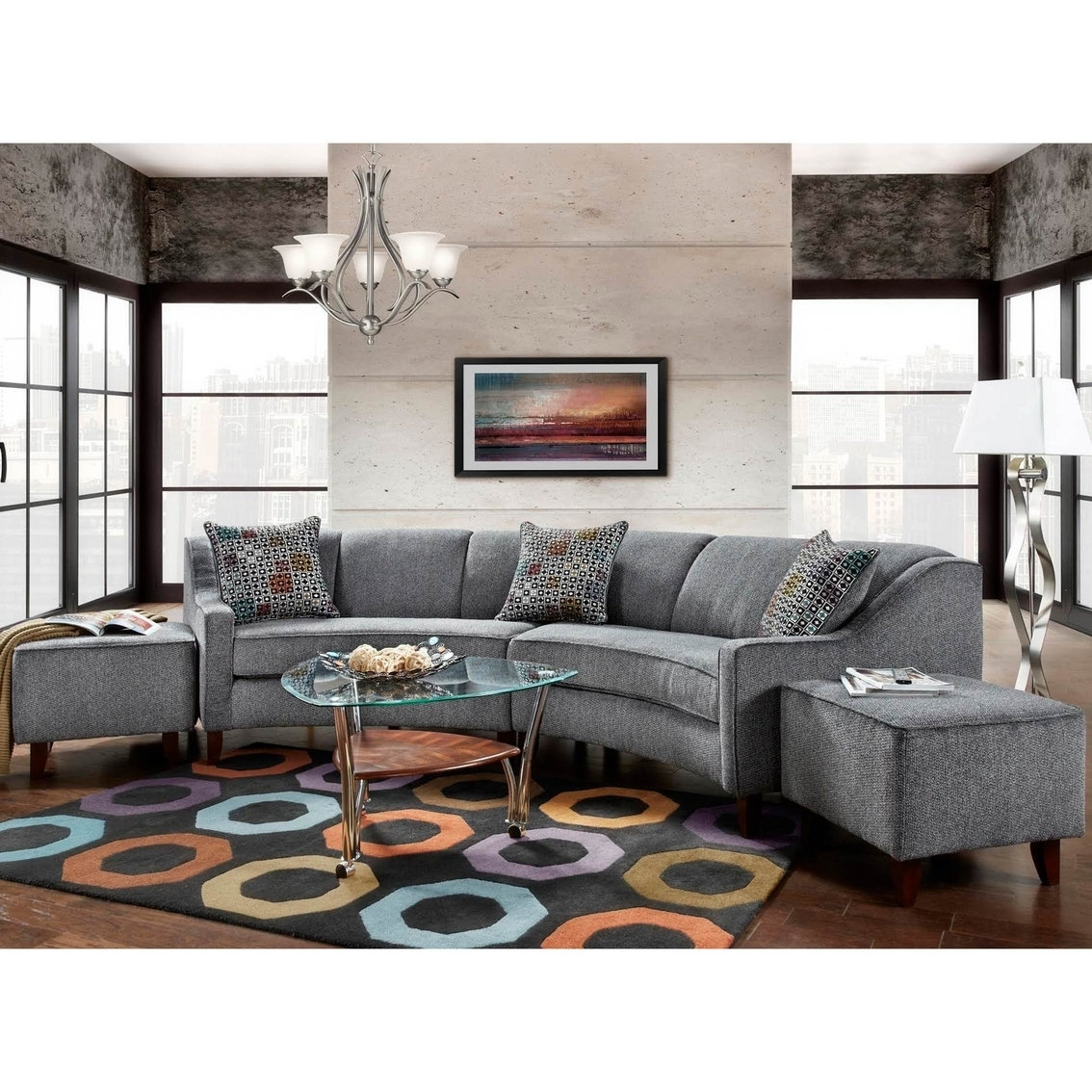 Home With Most Popular Home Furniture Sectional Sofas (View 9 of 15)