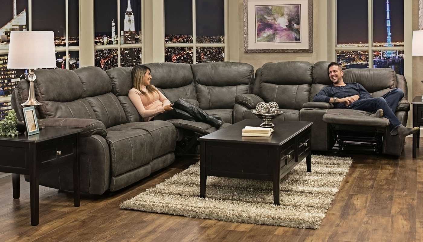 Home Zone Sectional Sofas In Fashionable Neymar Sectional – Home Zone Furniture (View 2 of 15)